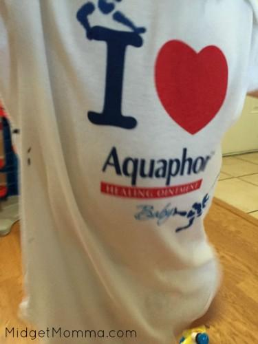 aquaphor onsie