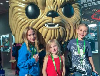 Tips for Going to ComicCon With Kids
