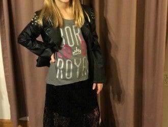 Kohl's Disney Descendants Clothing Fashion Show!