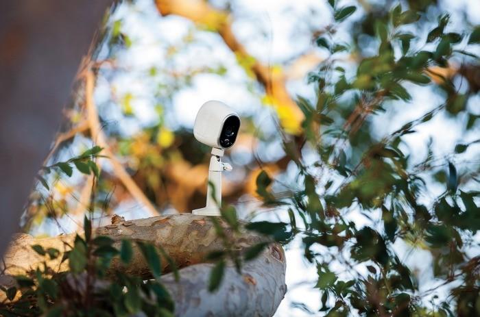 Netgear Arlo Smart Home outside