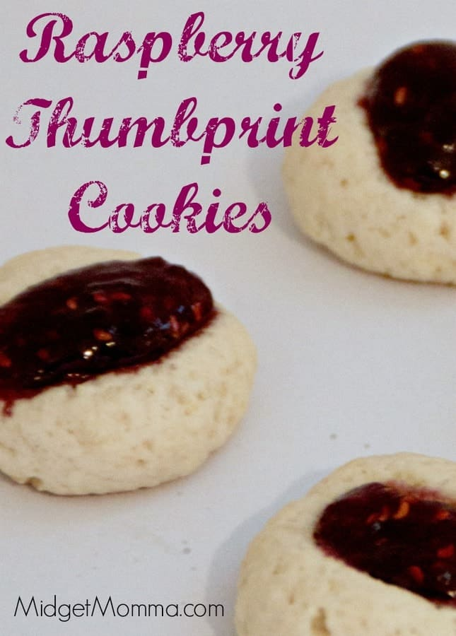 Raspberry Thumbprint Cookies. A perfect christmas cookie is this Raspberry Thumbprint Cookies. These Raspberry Thumbprint Cookies are so easy!