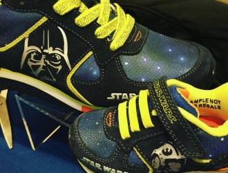 Limited Edition Star Wars Adult Stride Rite Shoes (Only 1000 Pairs!)