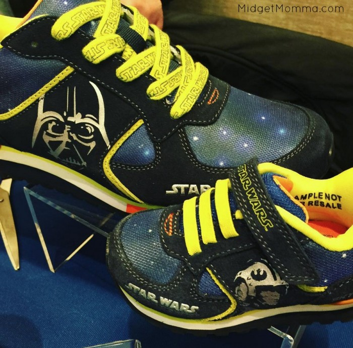 Star Wars Limited Edition Adult Stride Rite Shoes