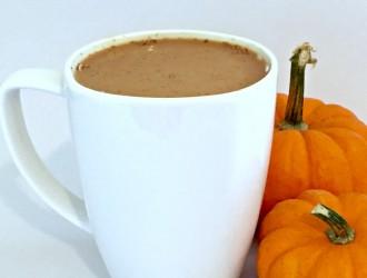 Pumpkin Spice Coffee with Homemade Pumpkin Spice