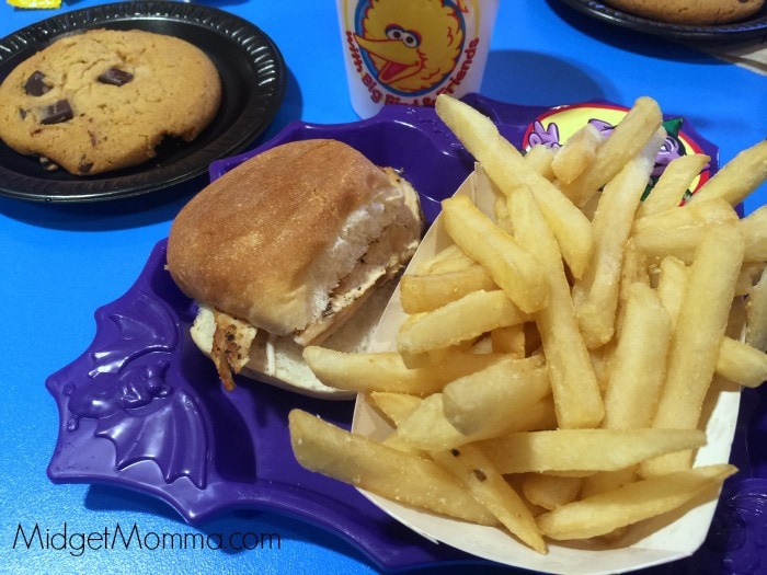 sesame place halloween food - Sesame Place Halloween