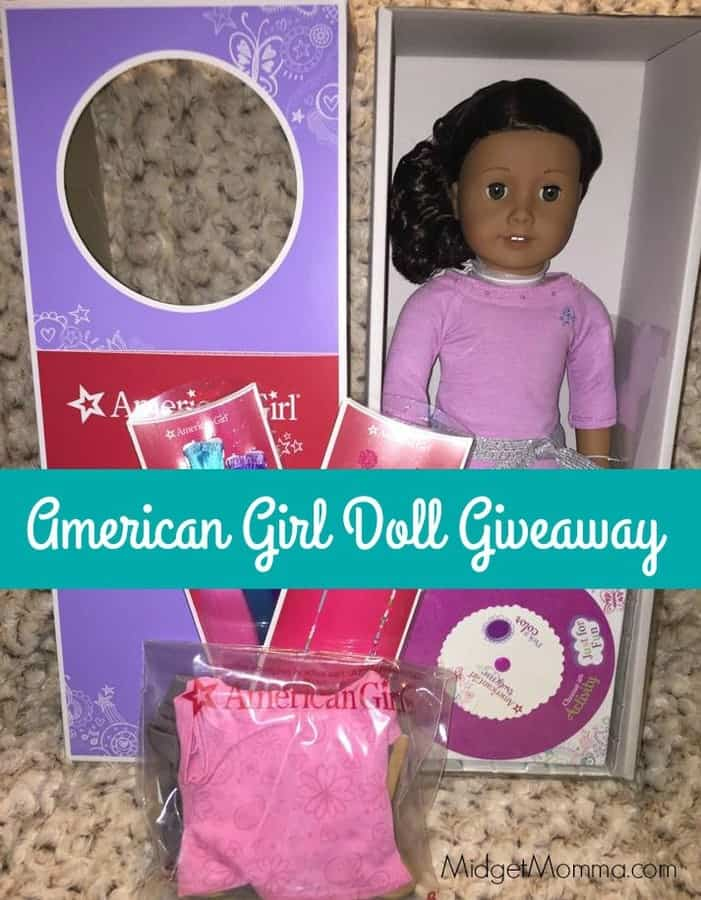 American girl doll giveaway 1