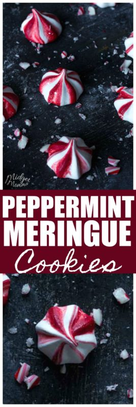 Peppermint-Meringue