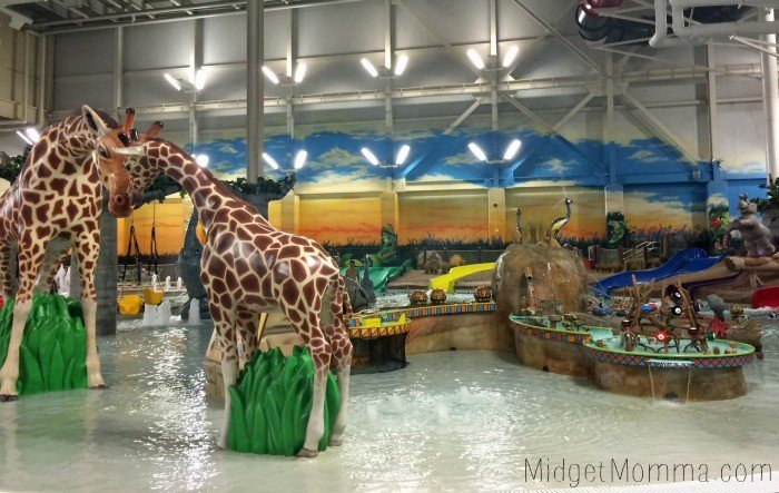 Kalahari Resort Poconos Waterpark
