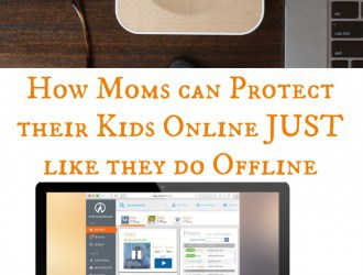 Protect the Kids ONLINE Like you do Offline with Torch