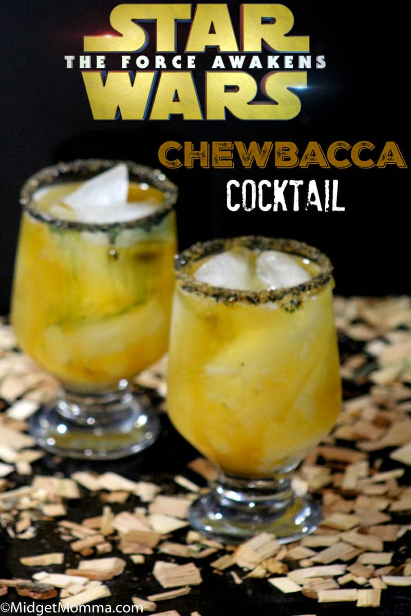 Chewbacca Cocktail