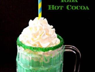 Yoda Hot Chocolate