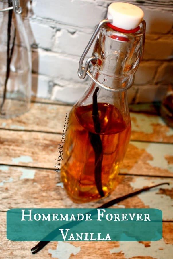 Making Homemade Forever Vanilla • MidgetMomma