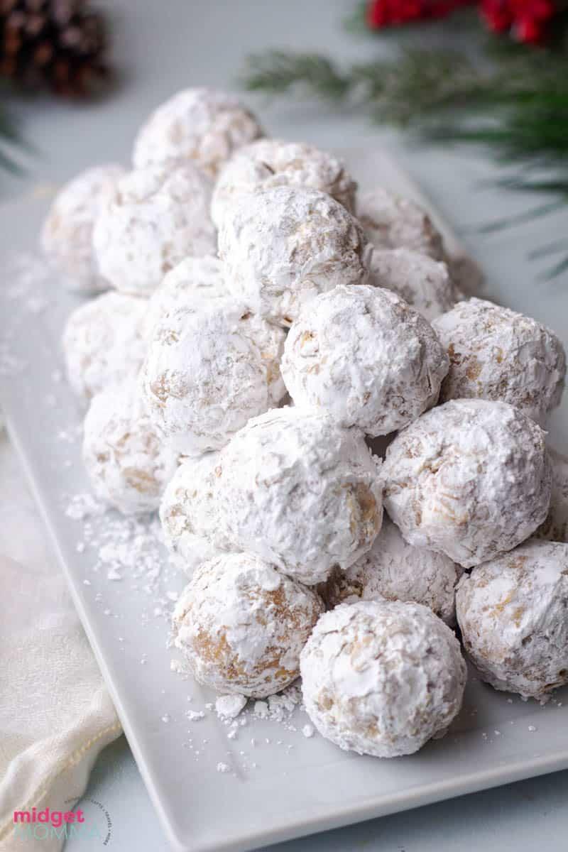snowman poop cookies