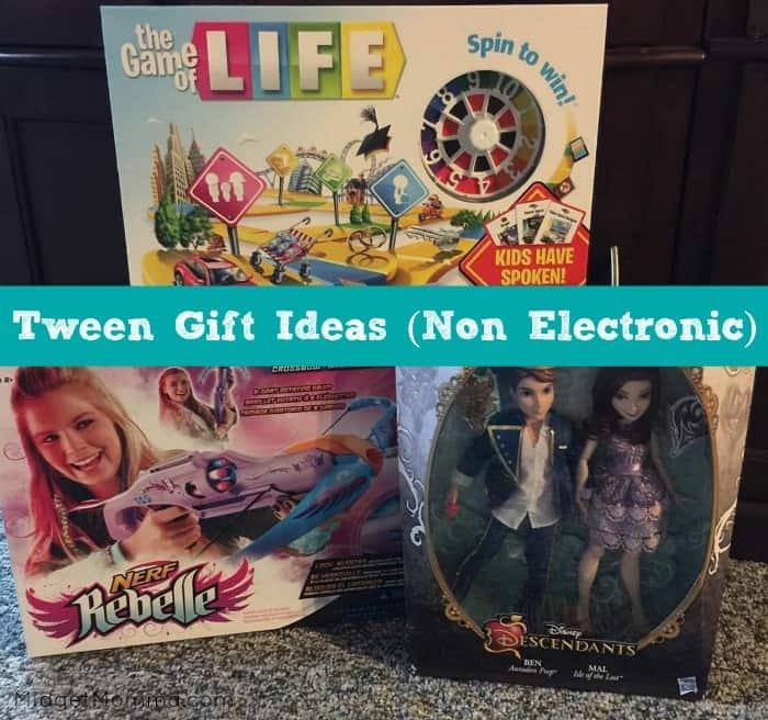 tween gift ideas
