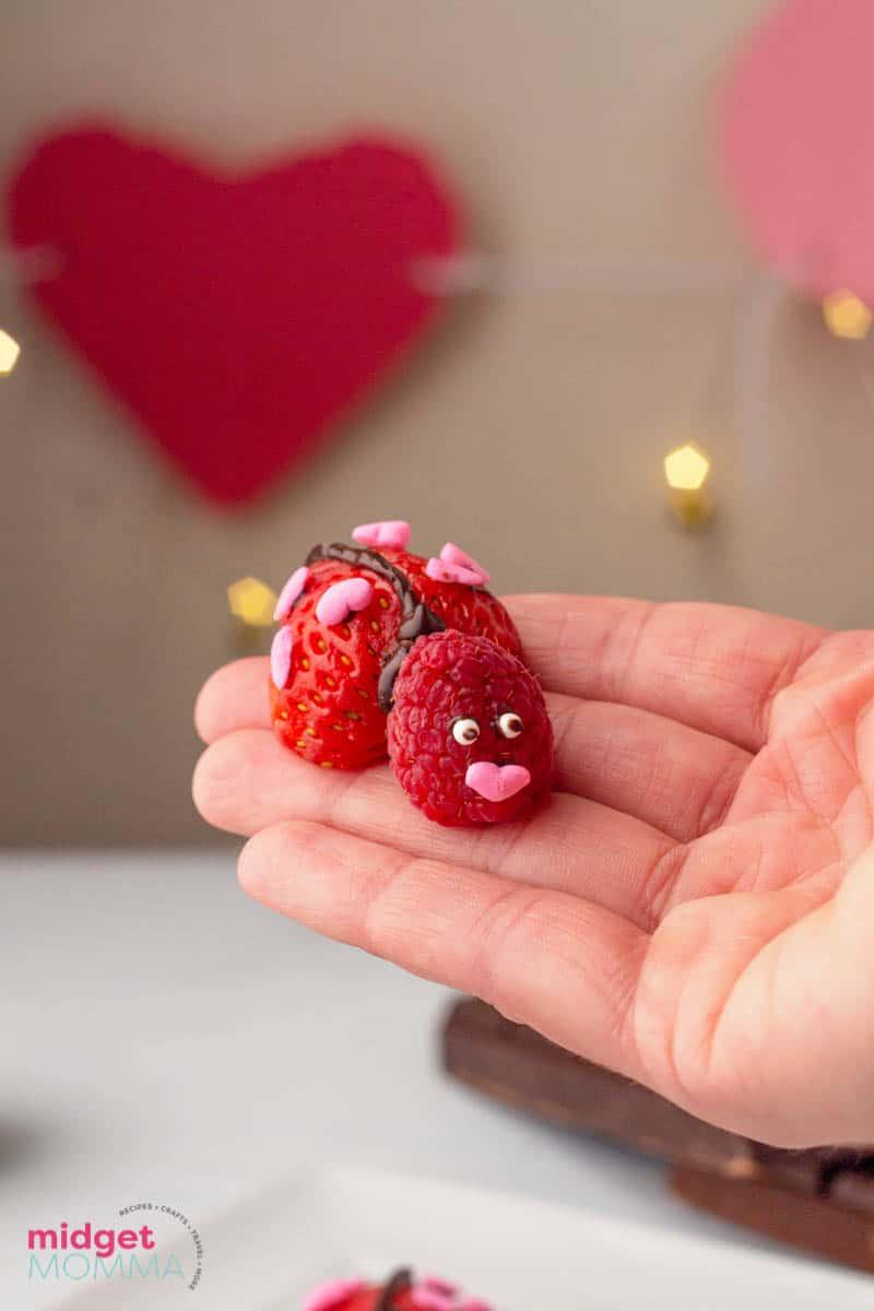 Fruit Love Bugs