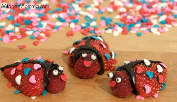 berry love bugs