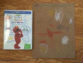 New to Dvd Elmo's World: Elmo's Wonders