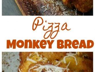 Easy Pizza Monkey Bread