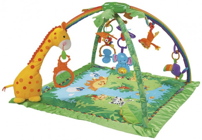 The Best Baby Play Mats