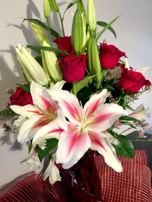 teleflora passion bouquet