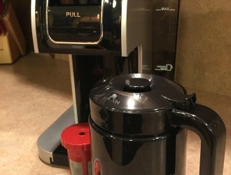 Touch T526S single-serve Coffee System Giveaway ($249 Value!)