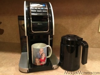 Meet the Touch T526S single-serve Coffee System That Brews LARGE Cups of Coffee!
