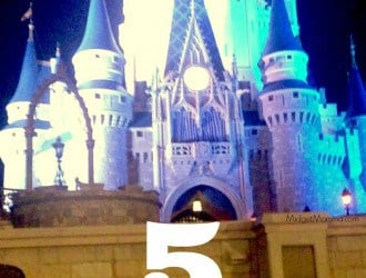 5 Tips for Weeklong Disney Vacations