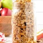 Apple Pie Granola Recipe