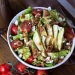 Avocado BLT Salad Recipe