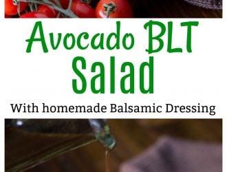 Avocado Blt Salad