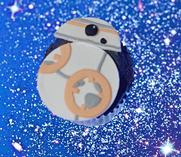 BB-8 Cupcake
