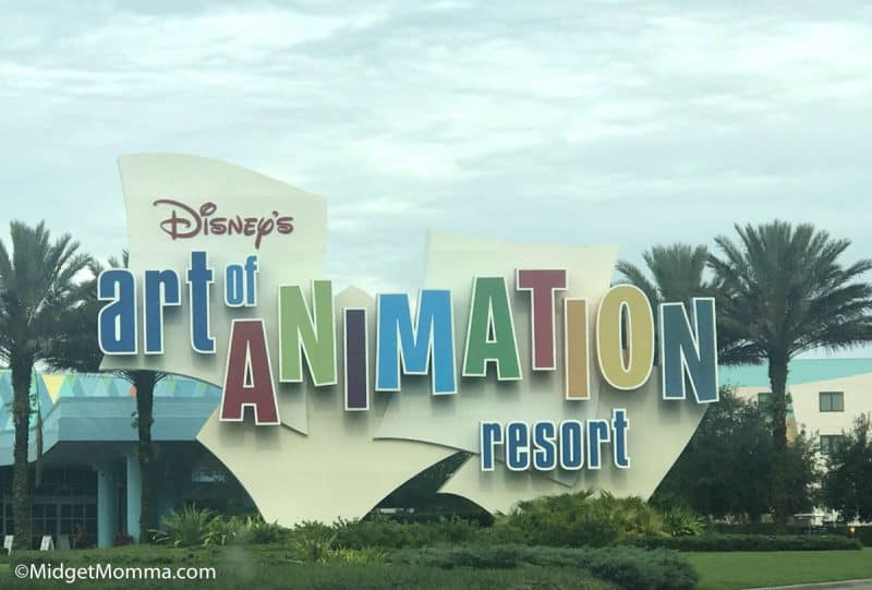 Disney Resorts for Families - Art of Animation
