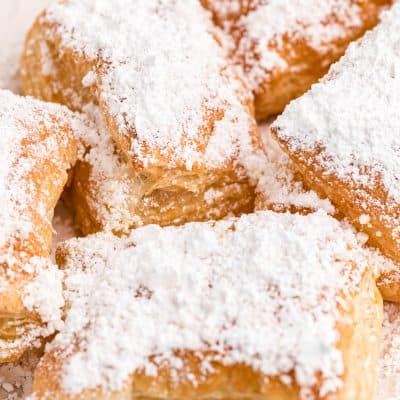 Easy New Orleans-Style Beignets Recipe