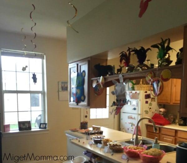 disney kids decorations