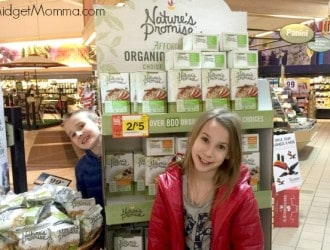Adventure's in the Grocery Store at Giant with Nature's Promise! + Win a Giant Foods Gift Card