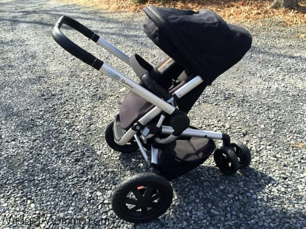 Quinny Buzz Xtra Stroller Review