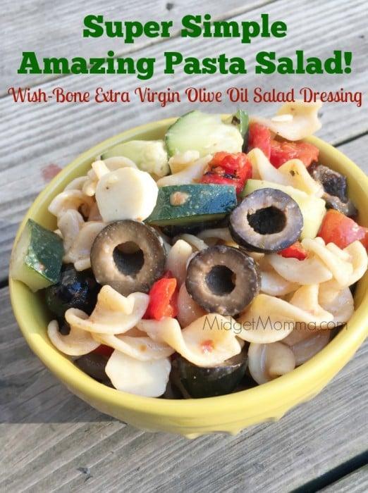 Wish-Bone Extra Virgin Olive Oil Salad Dressing