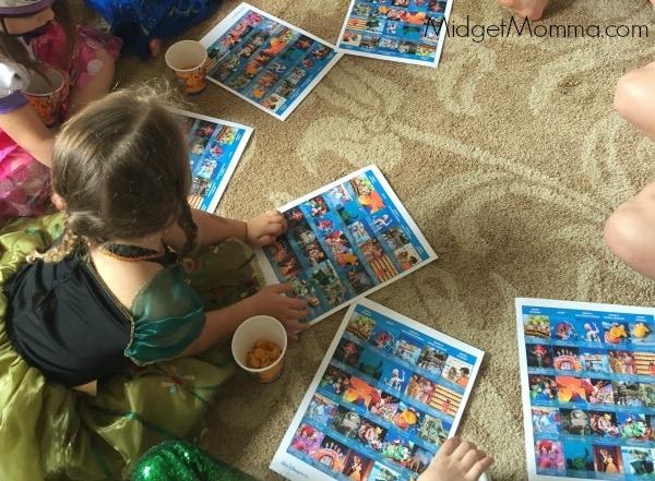 disney kids game