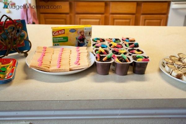 disney kids snacks