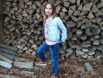McKenzie LOVES Her kidpik Kids Clothing Subscription