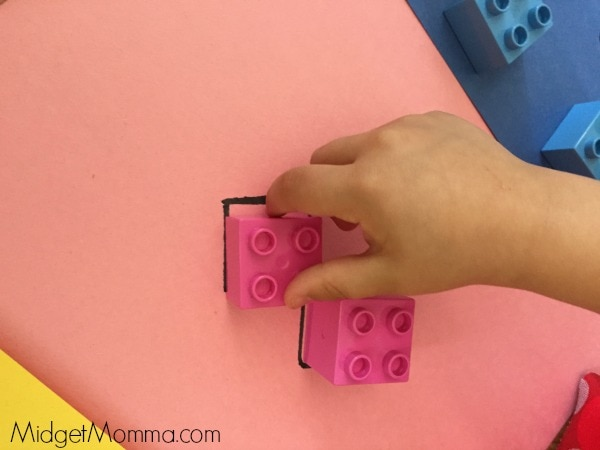 DIY Block Puzzles for Kids 2