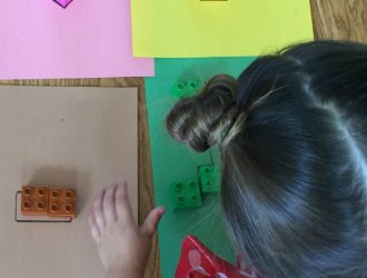 DIY Block Puzzle Learning Activity