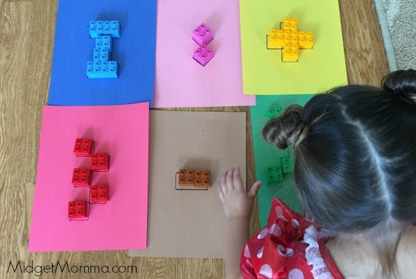 DIY Block Puzzles for Kids