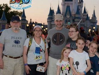 Walt Disney World 4-Park Magic Tickets just $74 for kids and $79 for Adults!