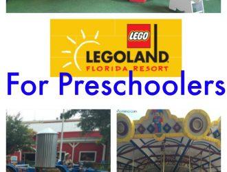 A Trip to Legoland for Preschoolers