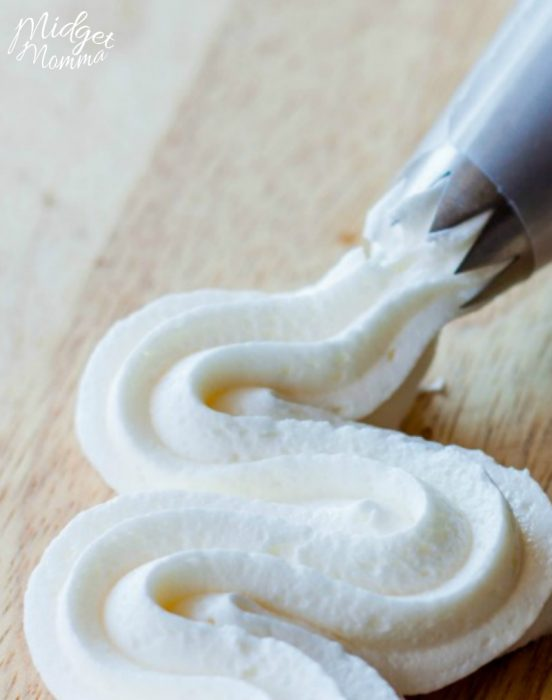 Homemade Marshmallow Buttercream Frosting-