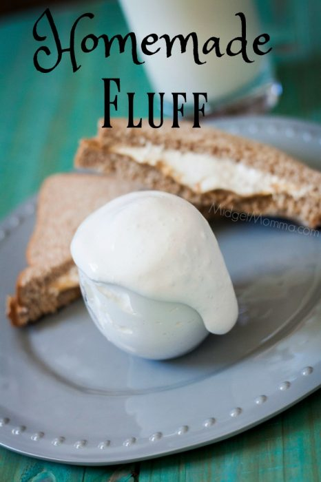 homemade fluff