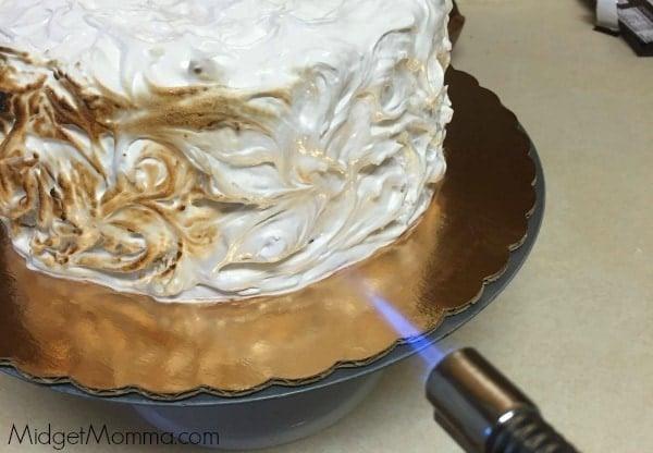 smore cake recipe