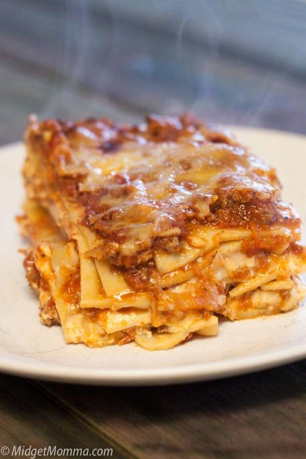 best lasagna recipe
