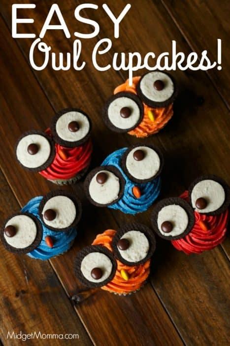owl-cupcake
